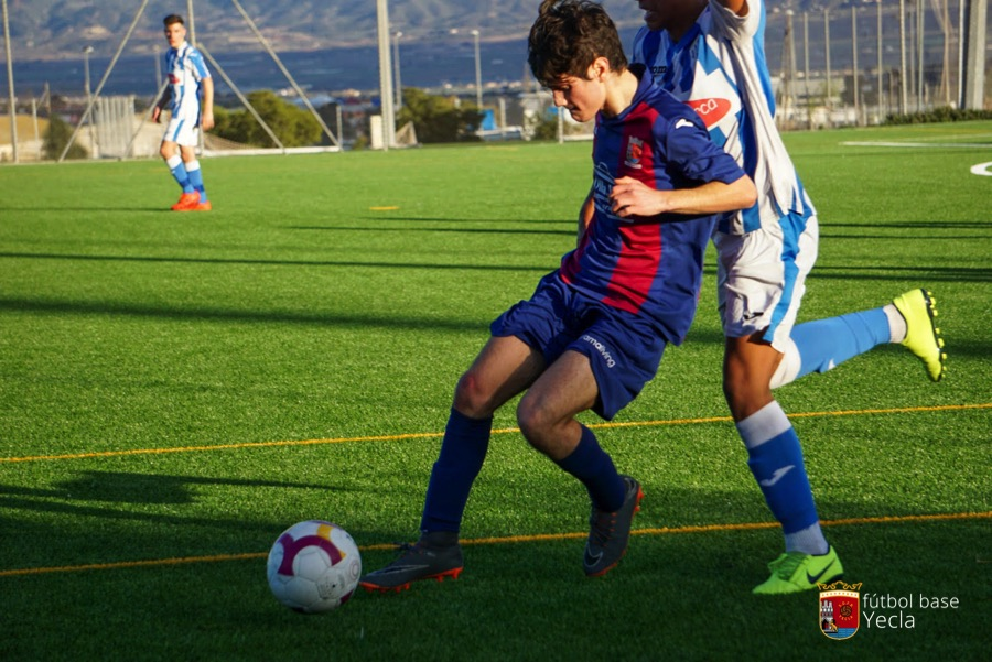 Lorca CFB - Cadete A 19