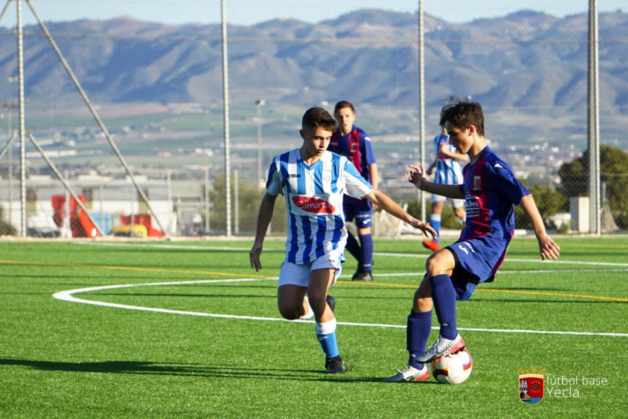 Lorca CFB - Cadete A 20