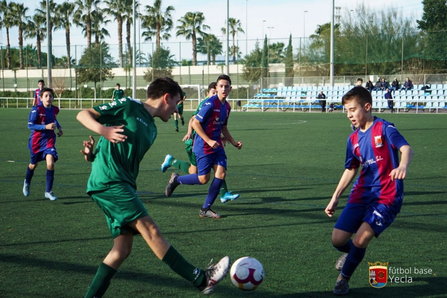 Ranero CF - Infantil A 05