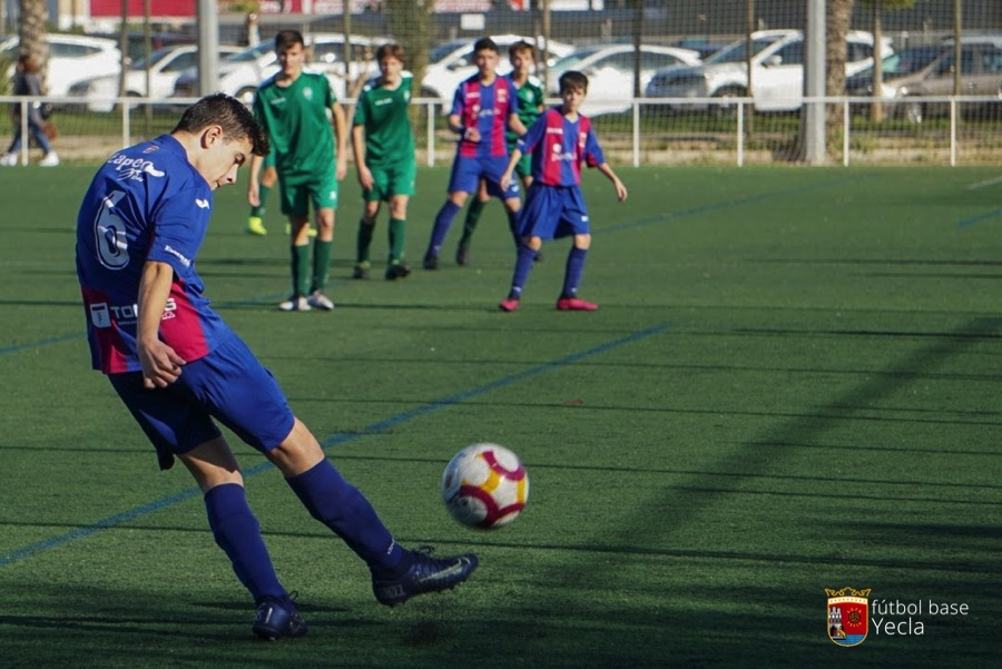 Ranero CF - Infantil A 07