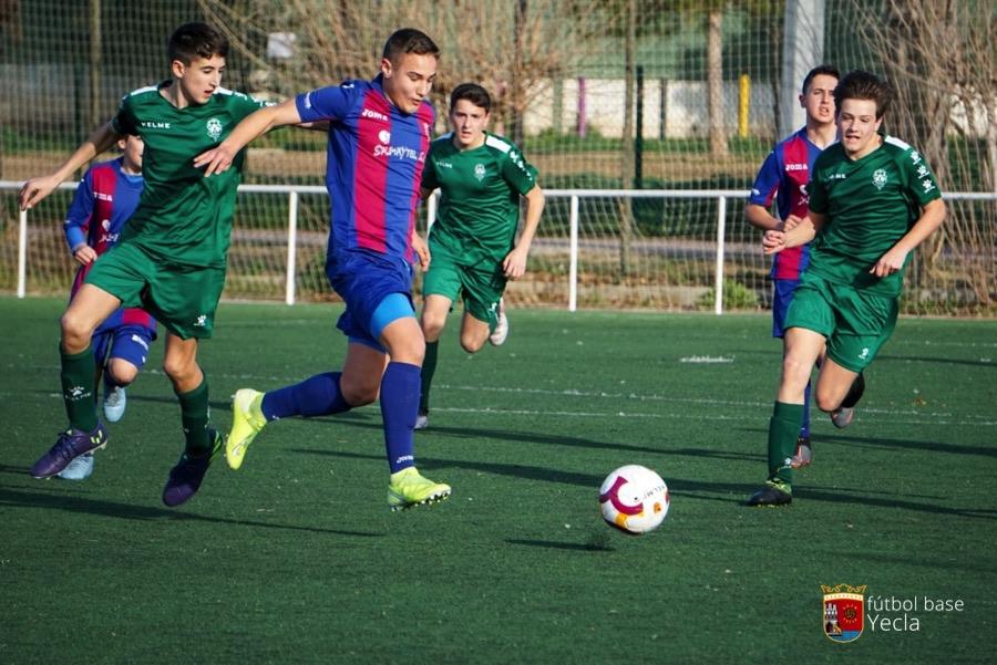 Ranero CF - Infantil A 08