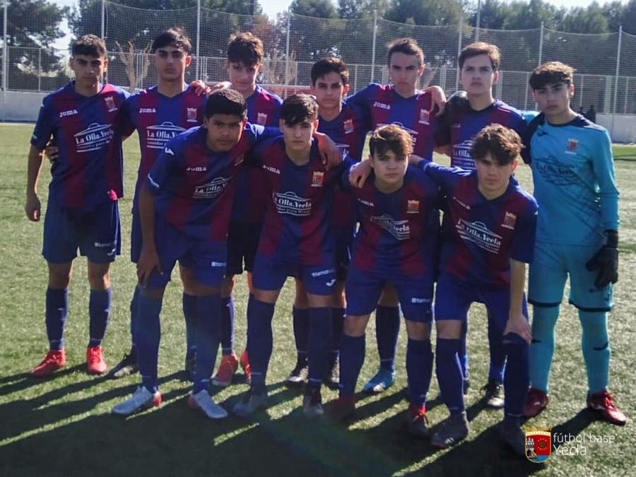 Real Murcia CF - Cadete A 01