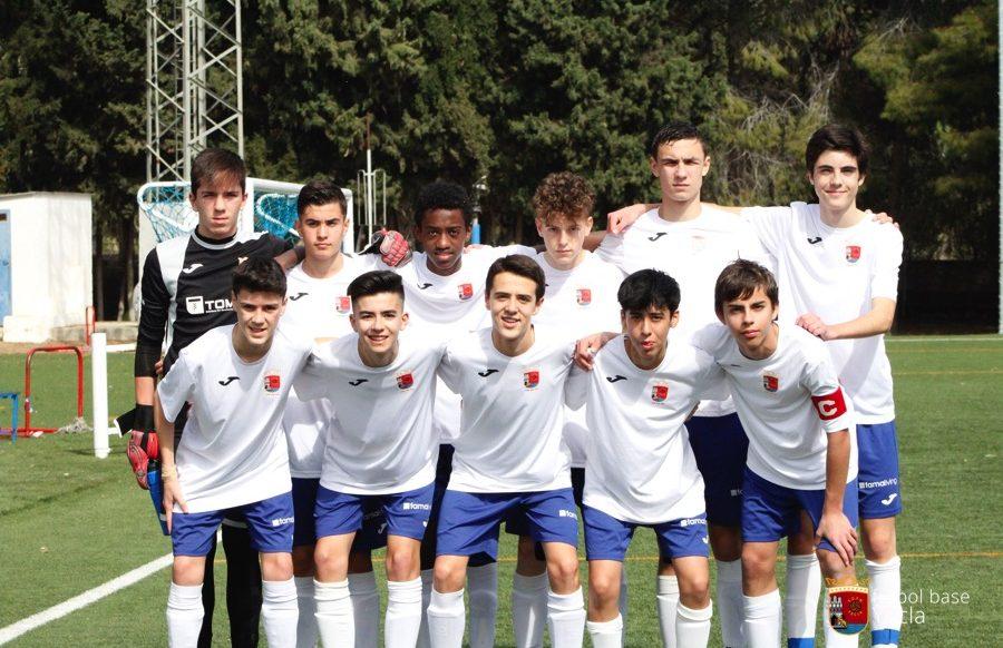 Archena FC - Cadete B 01