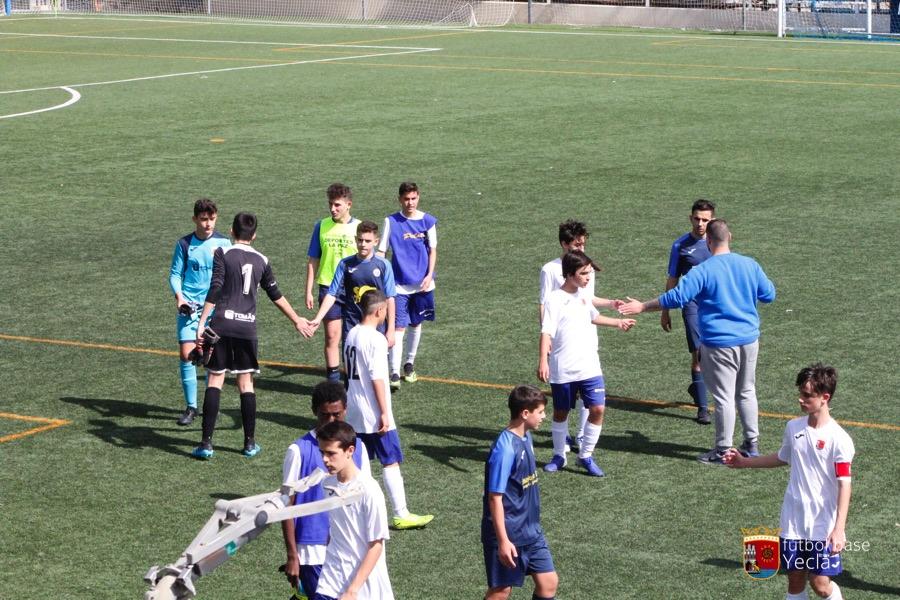 Archena FC - Cadete B 03