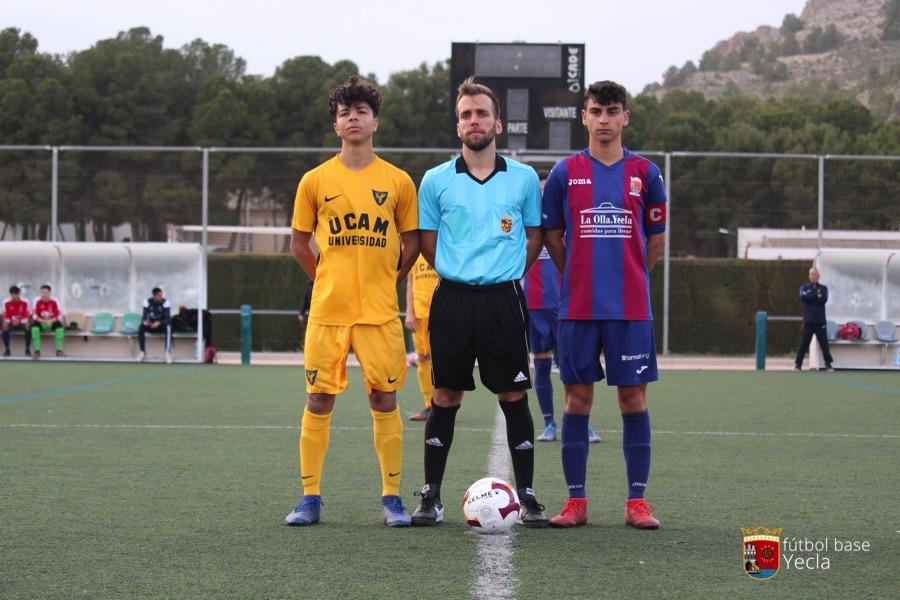 Cadete A - UCAM Murcia 03