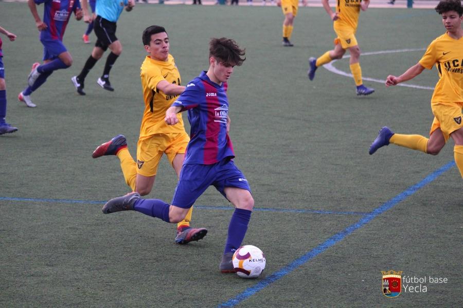 Cadete A - UCAM Murcia 04