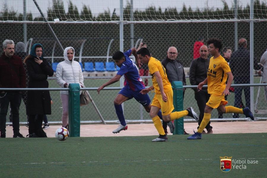 Cadete A - UCAM Murcia 08