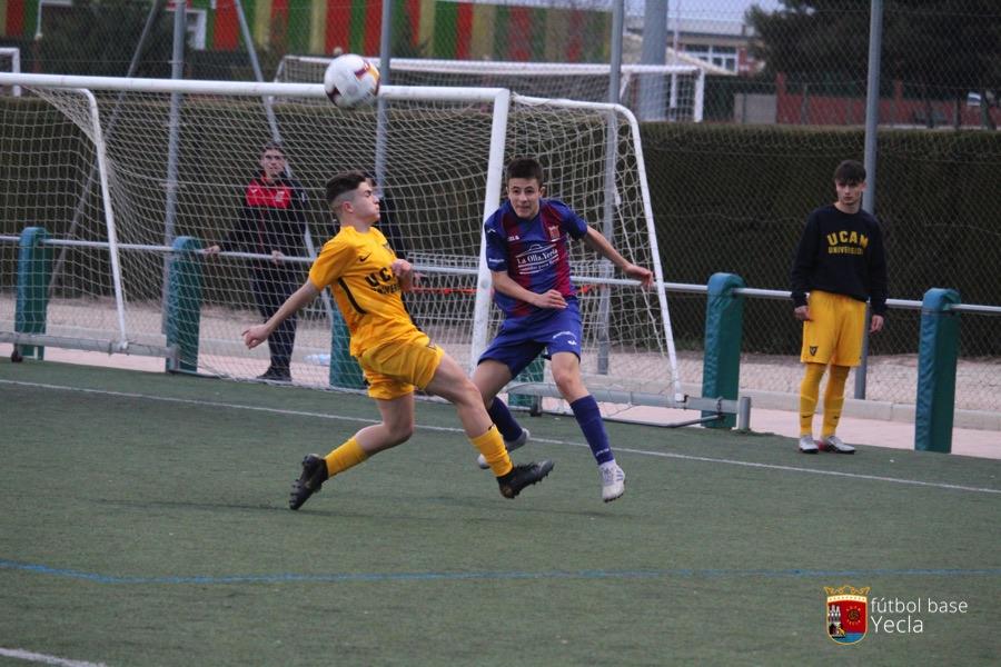 Cadete A - UCAM Murcia 11