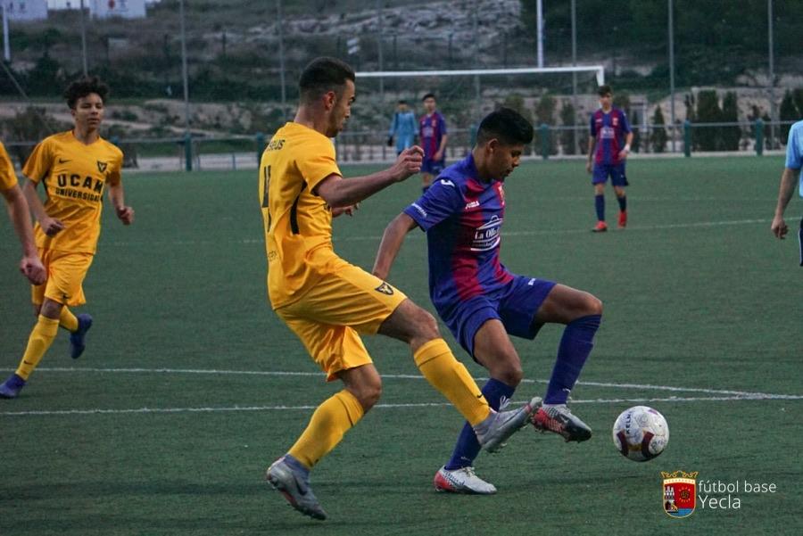 Cadete A - UCAM Murcia 21