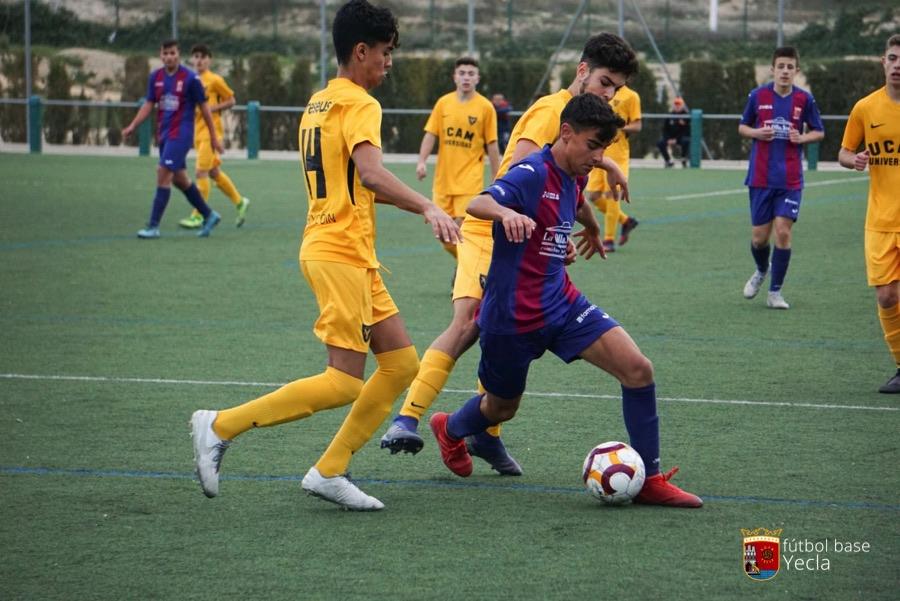 Cadete A - UCAM Murcia 22