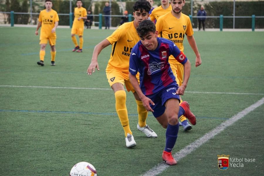 Cadete A - UCAM Murcia 25