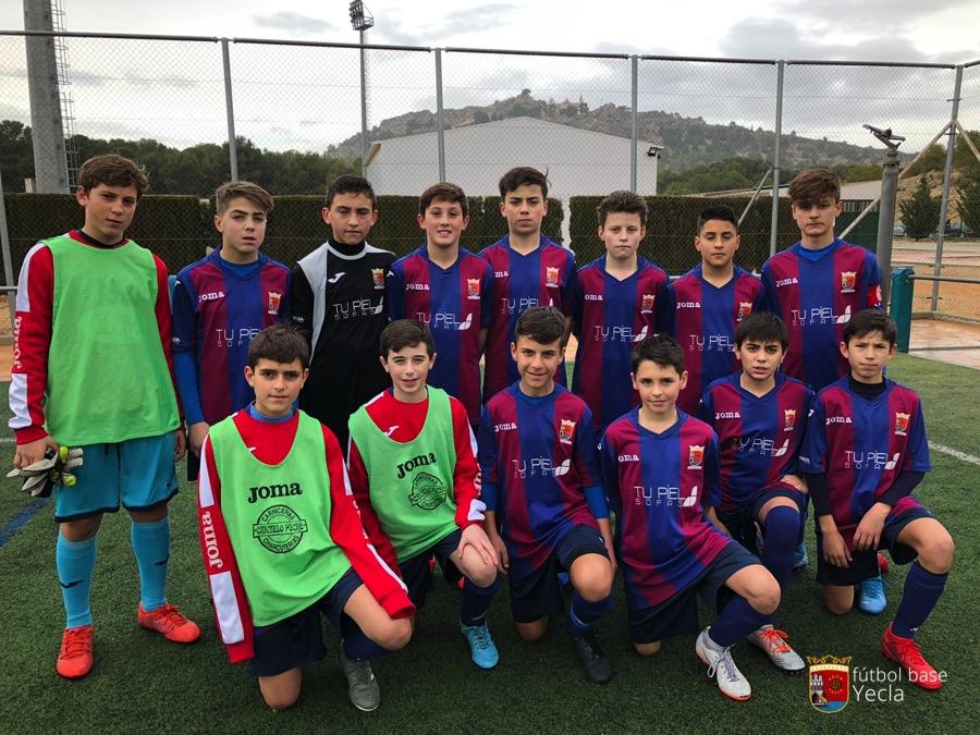 Infantil B - Real Murcia 01