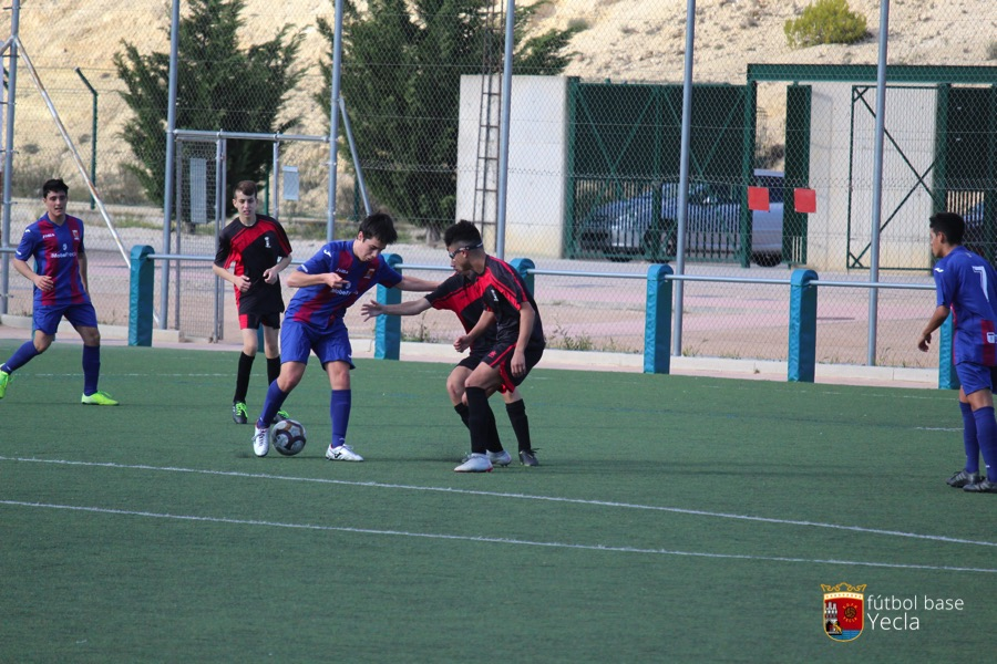 Juvenil B - Blanca CF 03