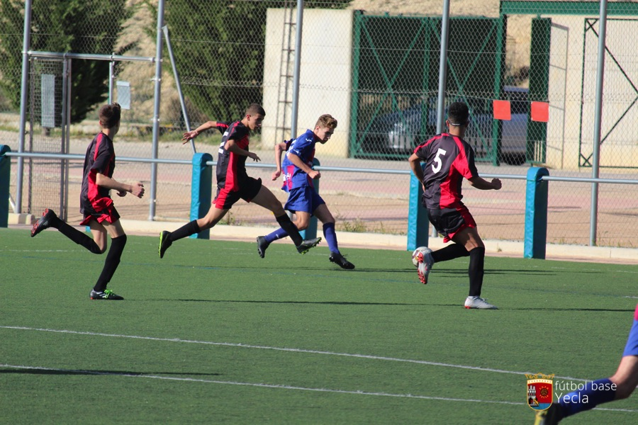 Juvenil B - Blanca CF 04
