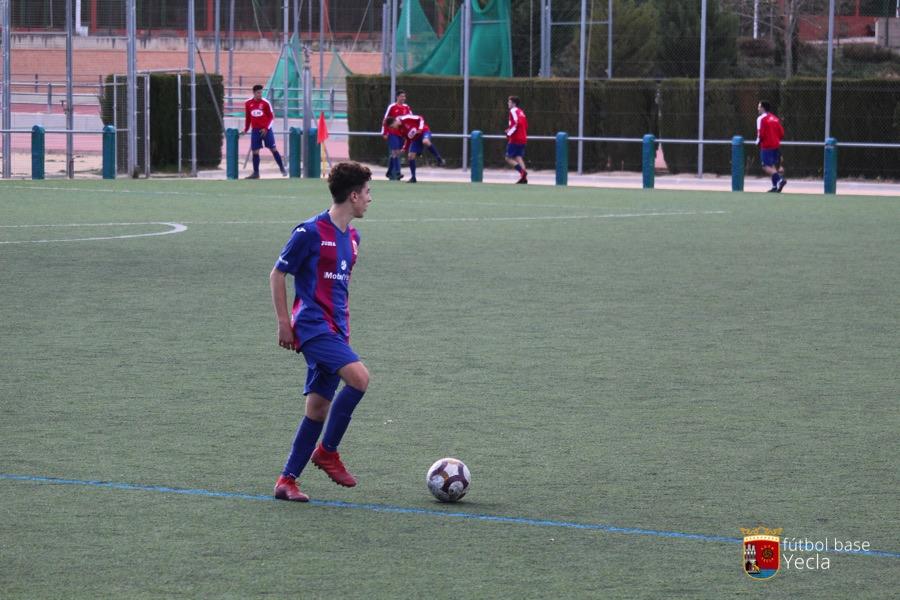 Juvenil B - Blanca CF 06
