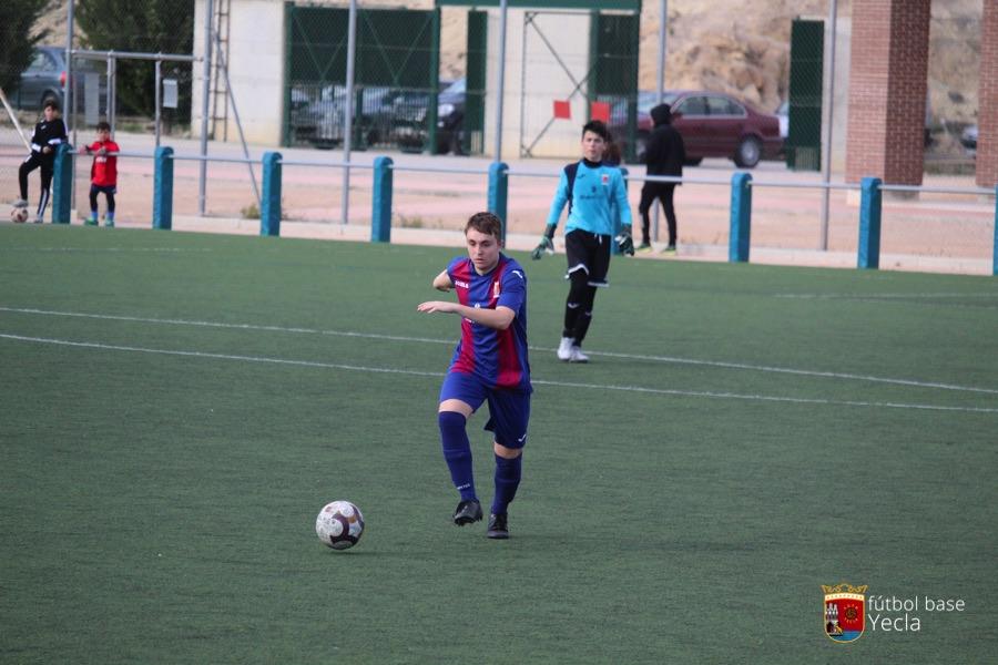 Juvenil B - Blanca CF 07
