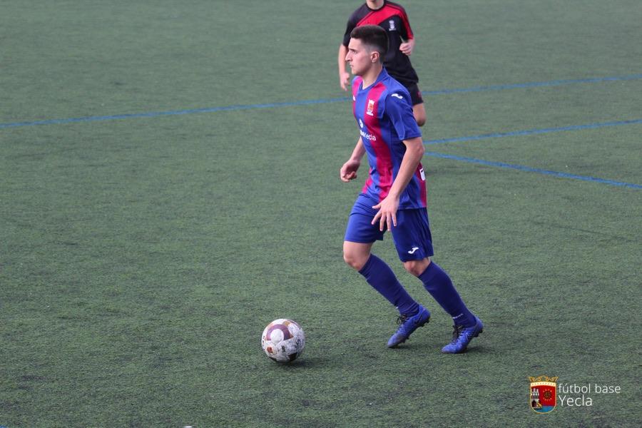 Juvenil B - Blanca CF 08