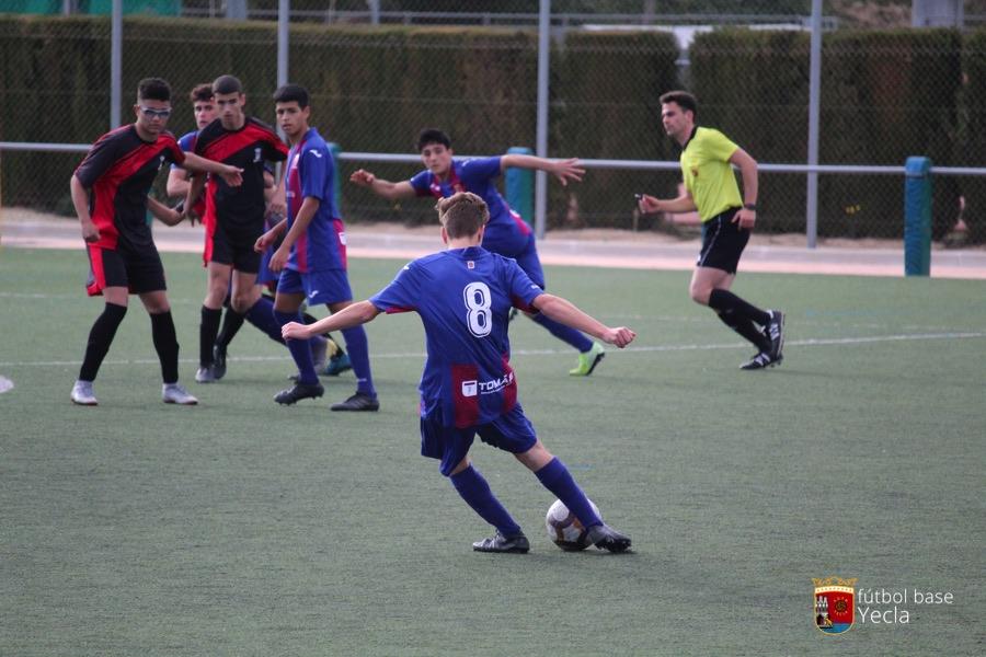 Juvenil B - Blanca CF 09