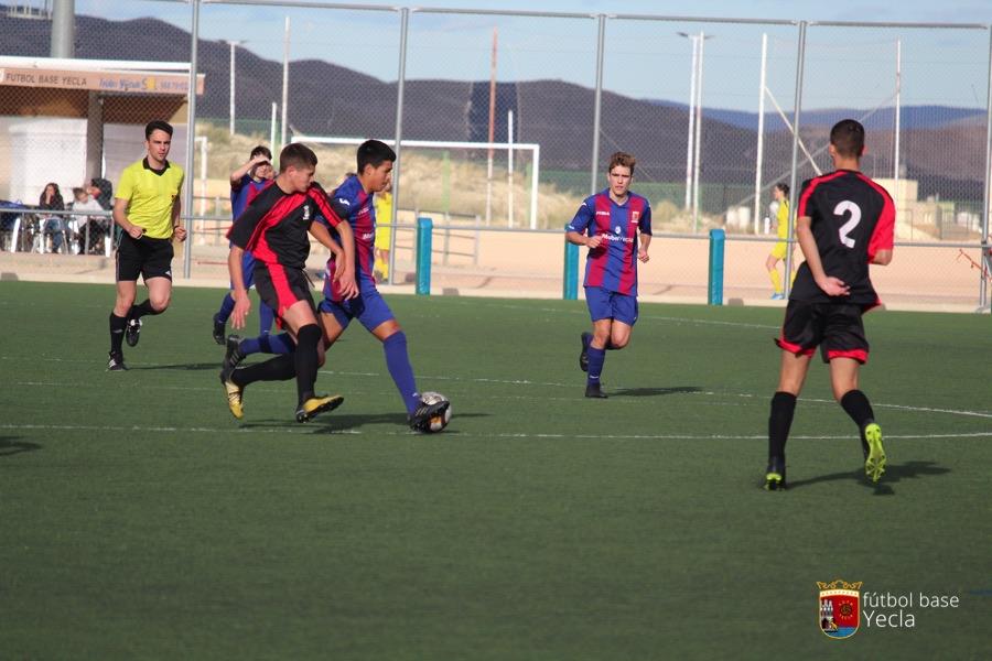 Juvenil B - Blanca CF 11