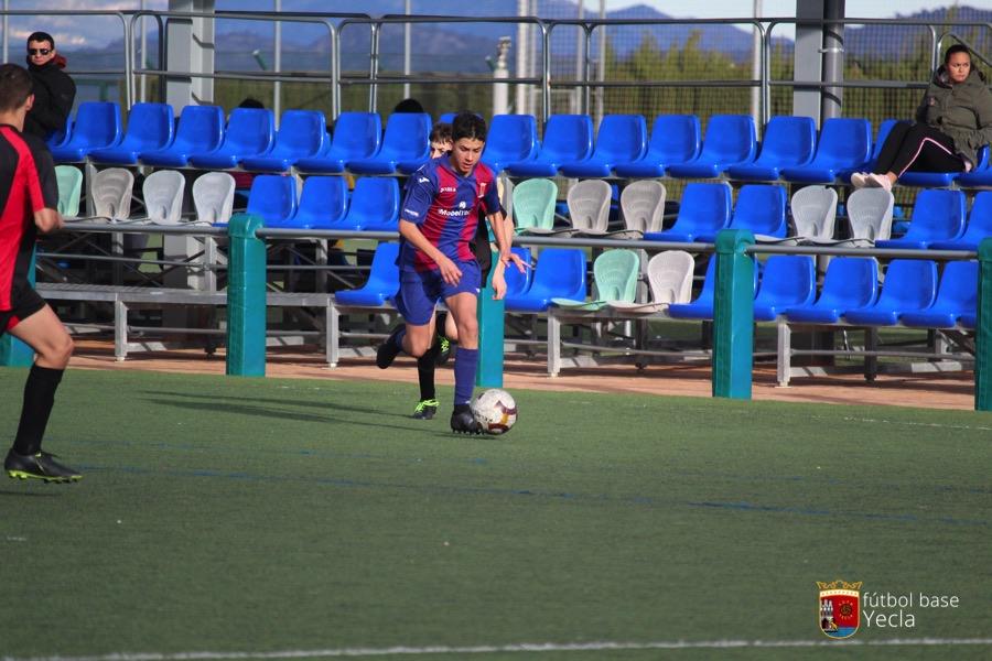 Juvenil B - Blanca CF 15