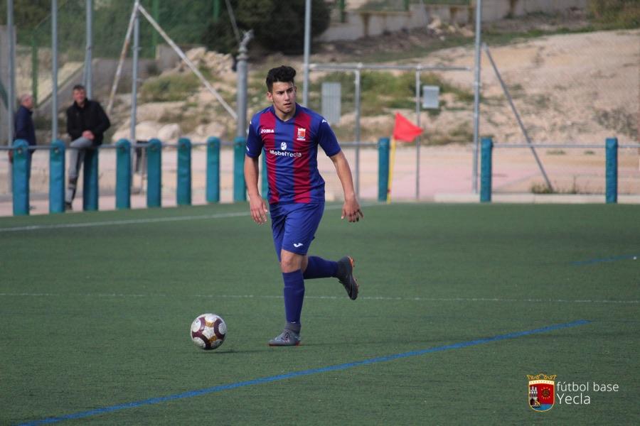 Juvenil B - Blanca CF 16