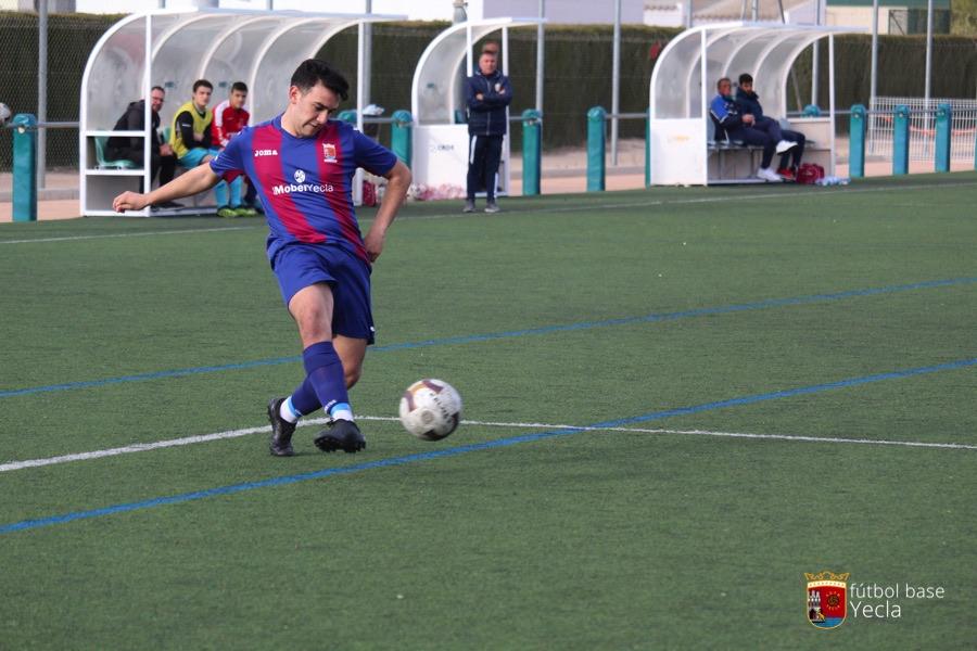 Juvenil B - Blanca CF 18