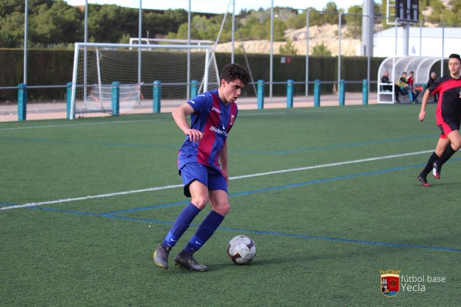 Juvenil B - Blanca CF 19