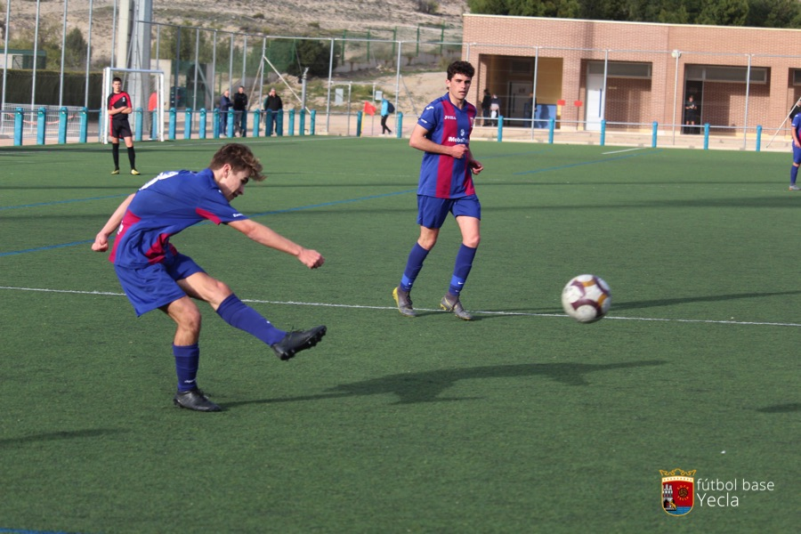 Juvenil B - Blanca CF 20