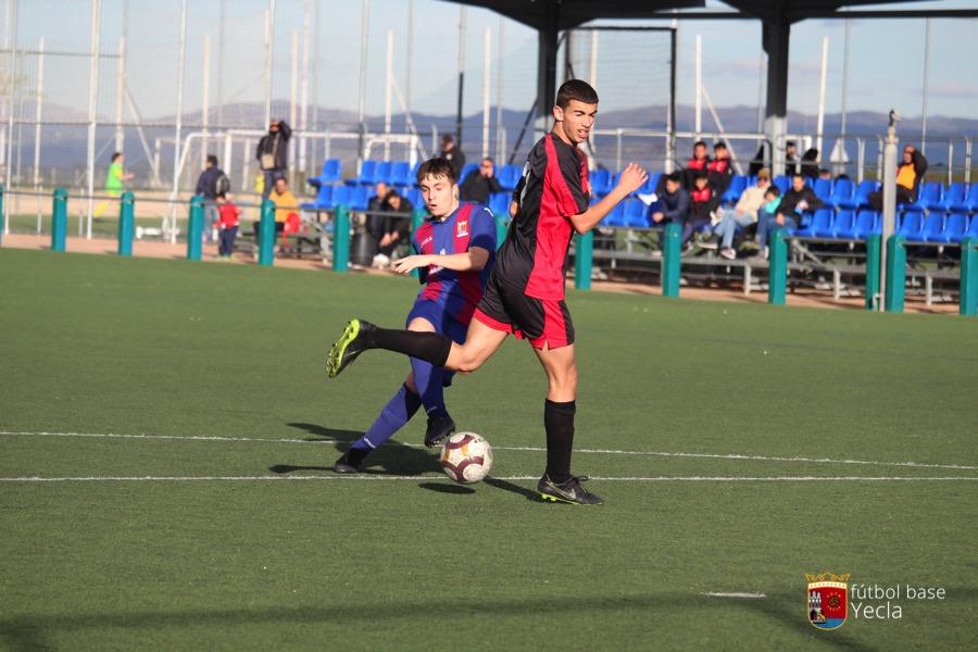 Juvenil B - Blanca CF 22