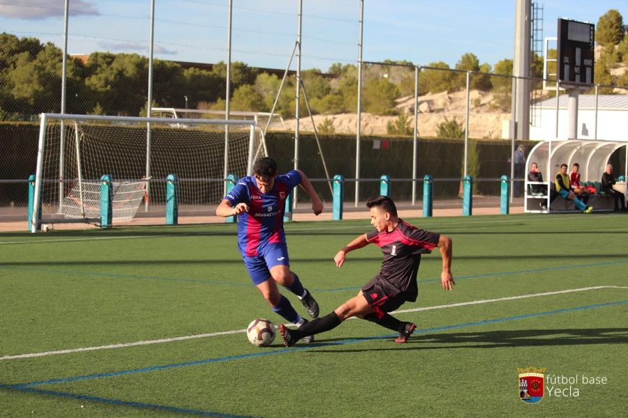 Juvenil B - Blanca CF 23