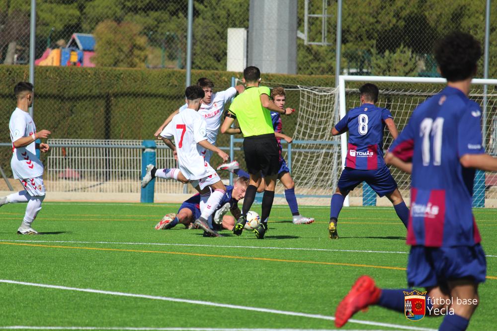 Juvenil A - Real Murcia CF 09