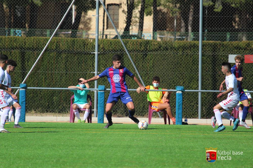 Juvenil A - Real Murcia CF 10