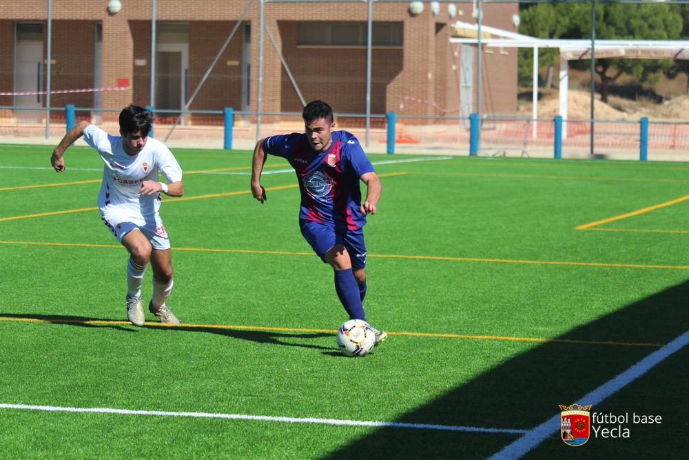 Juvenil A - Real Murcia CF 15