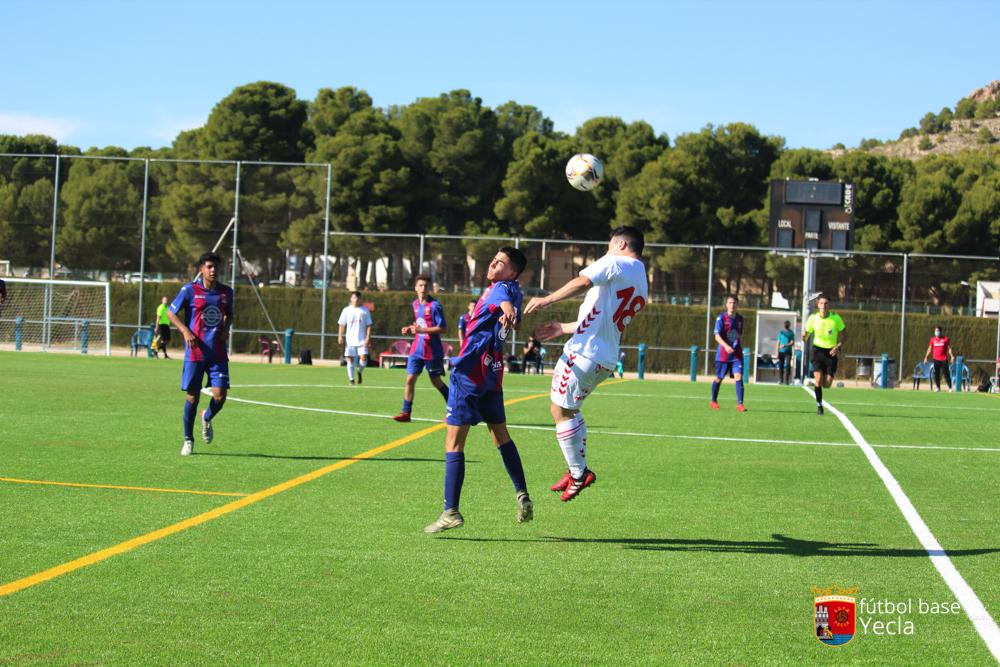 Juvenil A - Real Murcia CF 25