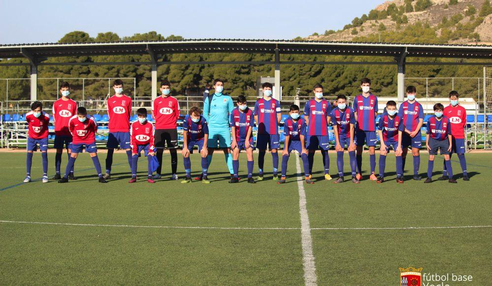 Cadete B - UD Los Garres 01