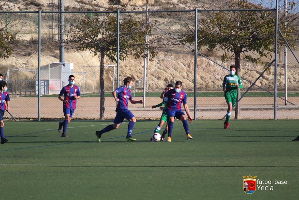 Cadete B - UD Los Garres 03