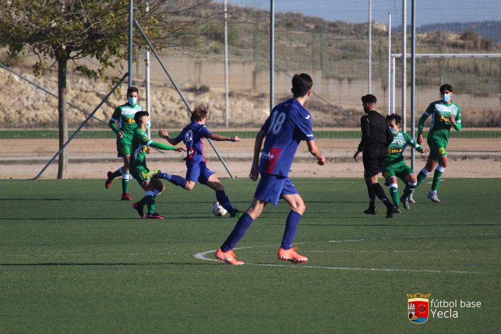 Cadete B - UD Los Garres 04