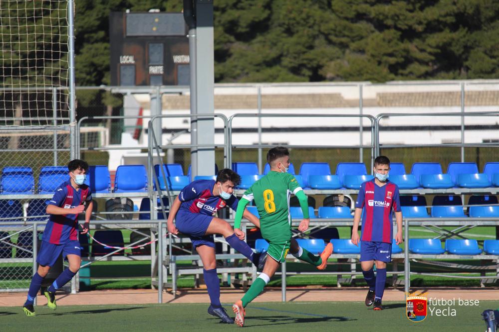 Cadete B - UD Los Garres 06