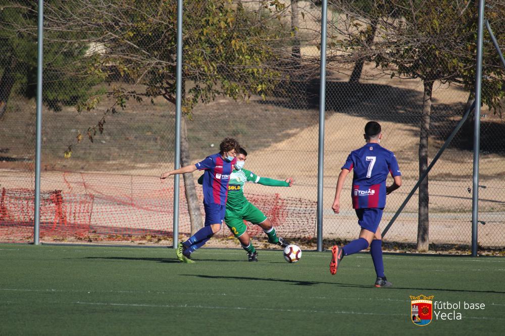 Cadete B - UD Los Garres 11