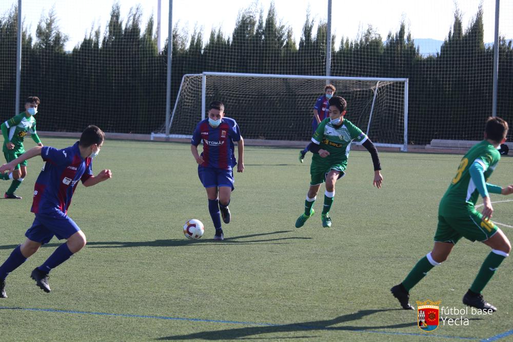 Cadete B - UD Los Garres 12