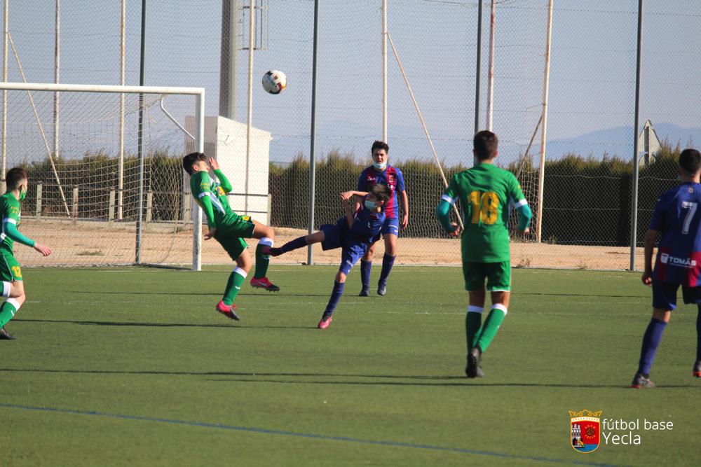 Cadete B - UD Los Garres 13