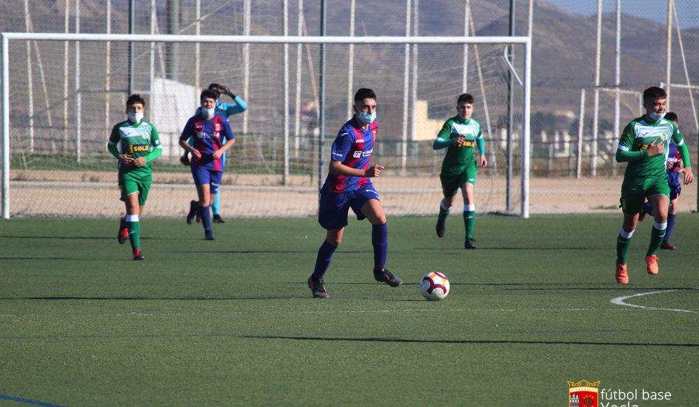 Cadete B - UD Los Garres 14