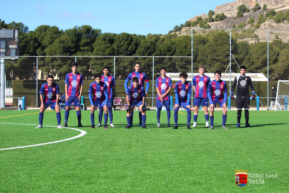 Juvenil A - Academico Murcia CF 01