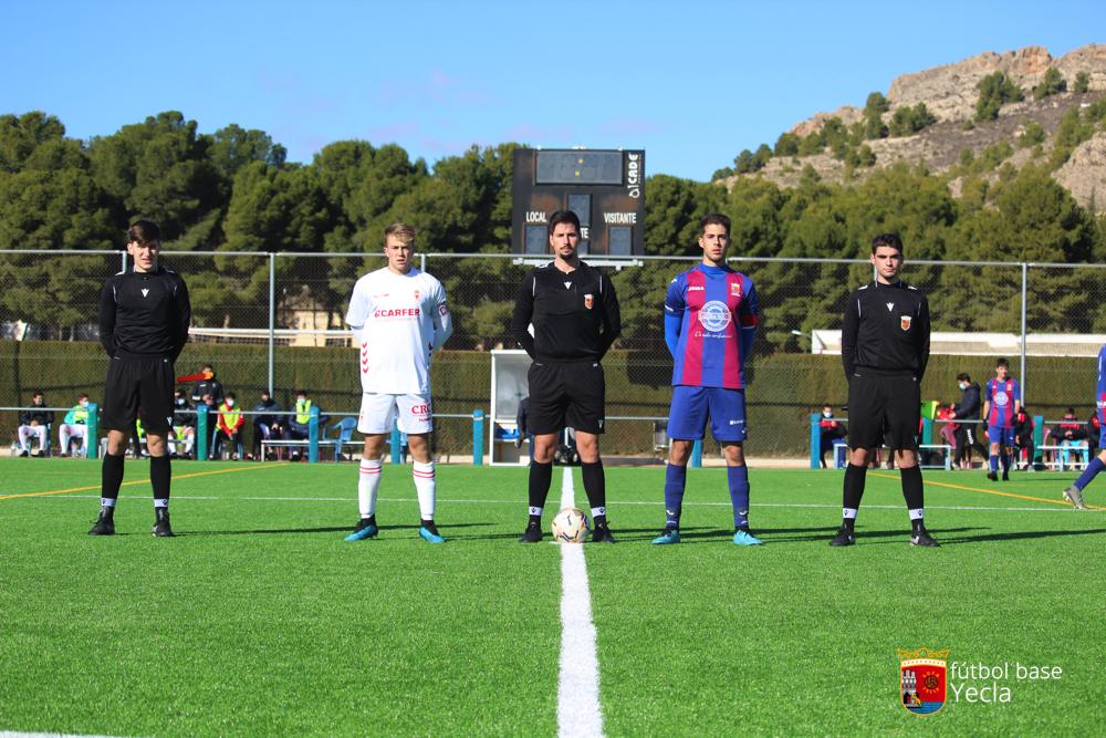 Juvenil A - Academico Murcia CF 02