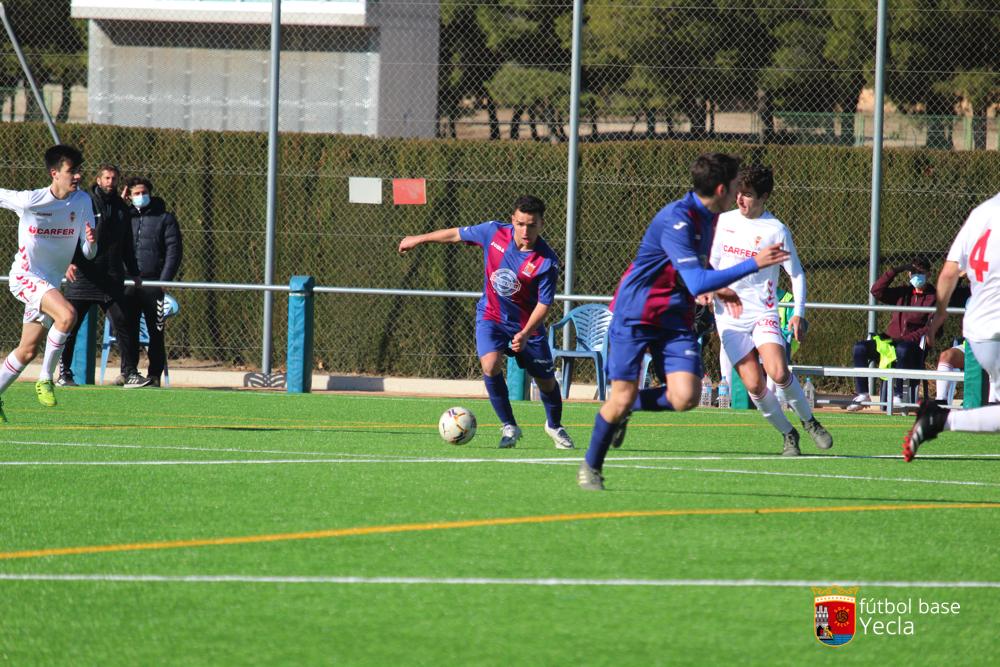 Juvenil A - Academico Murcia CF 04