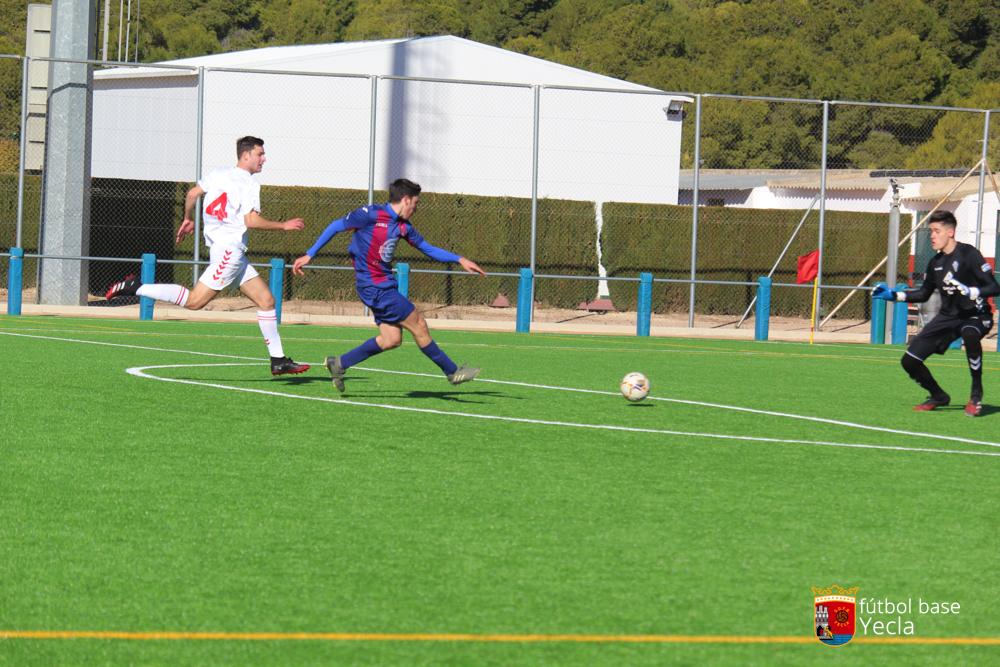 Juvenil A - Academico Murcia CF 05