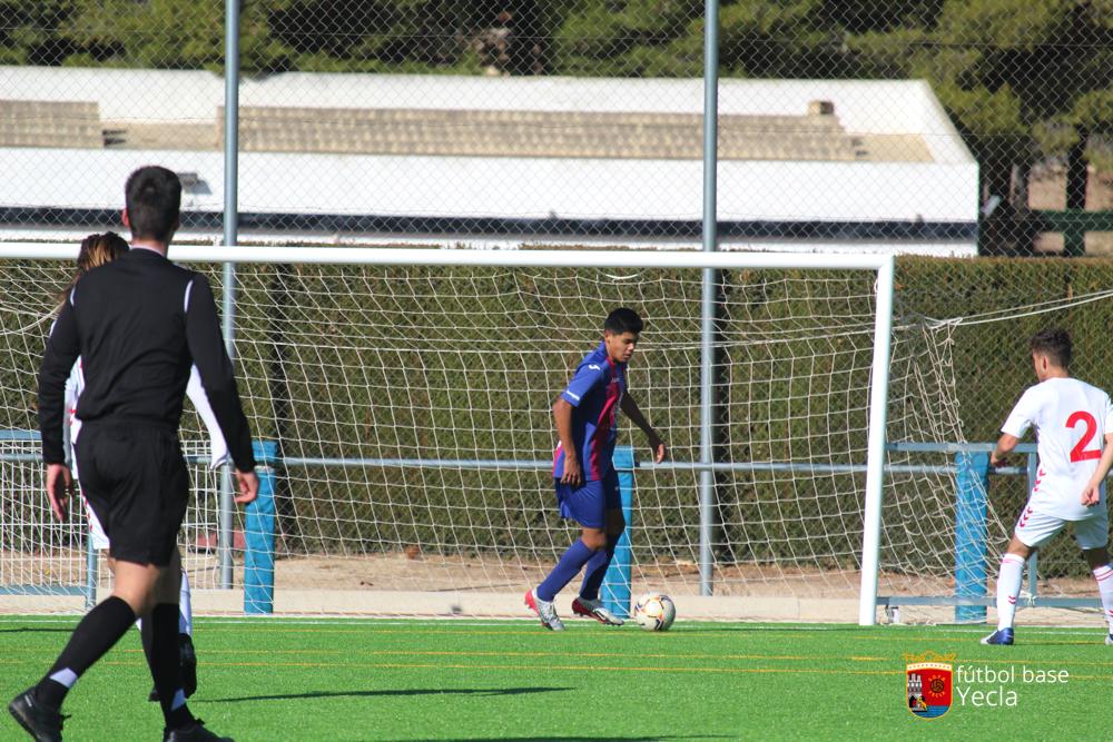 Juvenil A - Academico Murcia CF 08