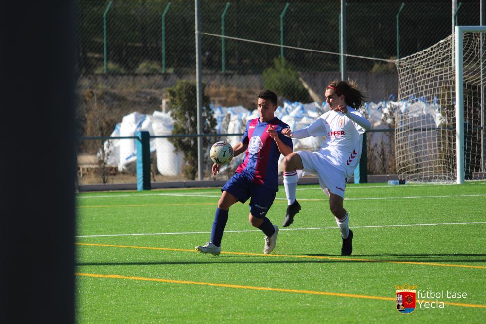 Juvenil A - Academico Murcia CF 10