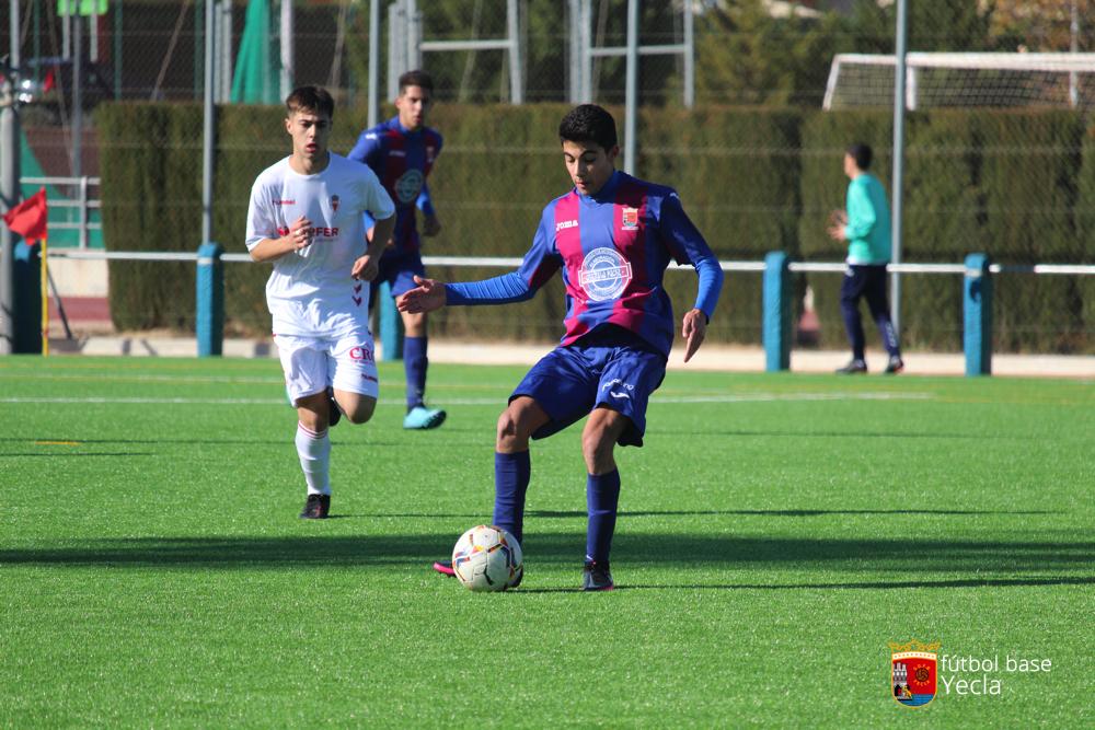 Juvenil A - Academico Murcia CF 11