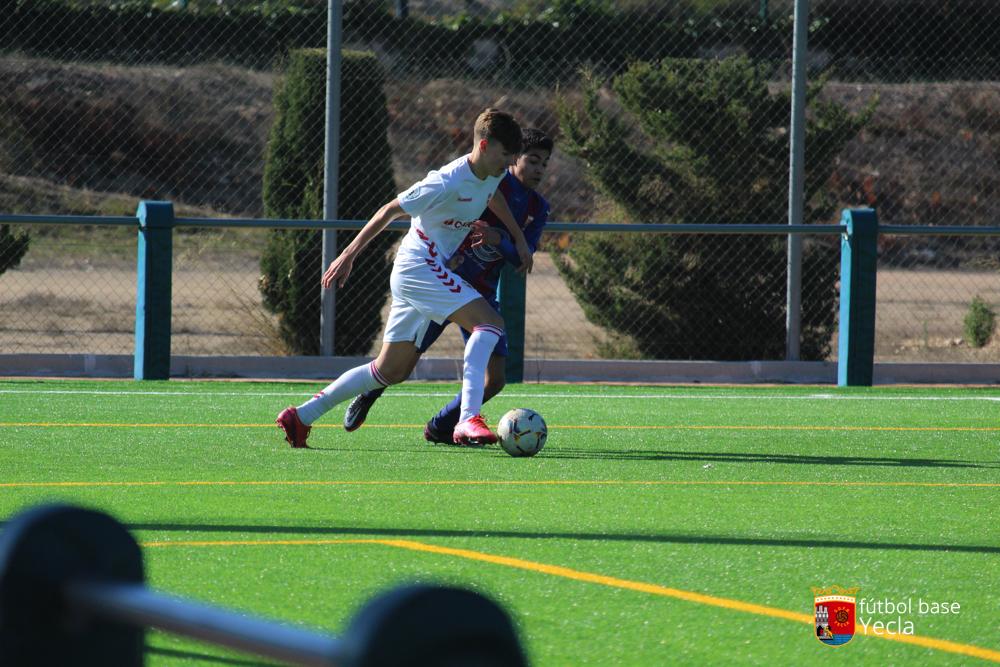 Juvenil A - Academico Murcia CF 13